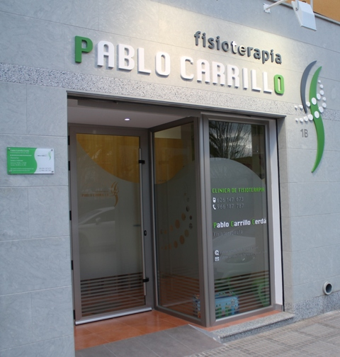 FISIOTERAPIA PABLO CARRILLO