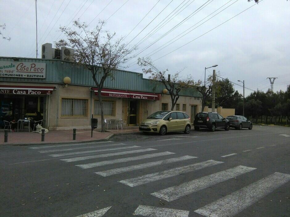 Restaurante El Tubo