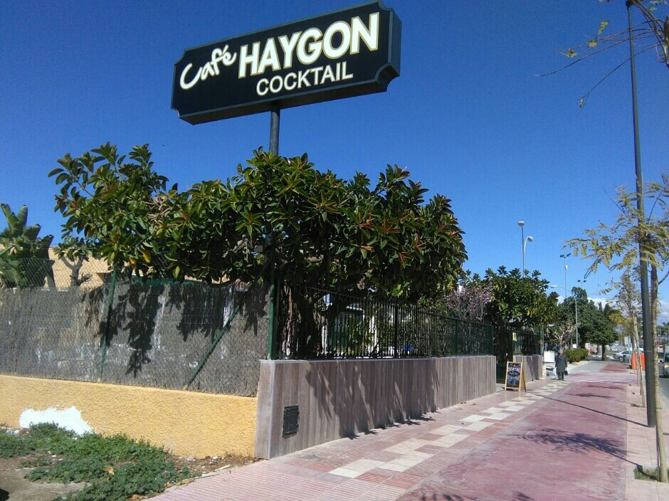 Cafe Haygon Cocktail