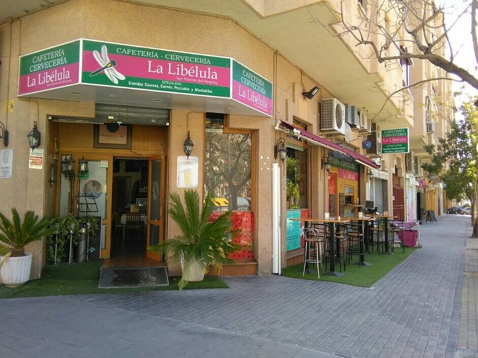 Cafeteria-Cerveceria La Libélula