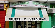 Frutas y Verduras - Carnes y Charcuteria -Santiago