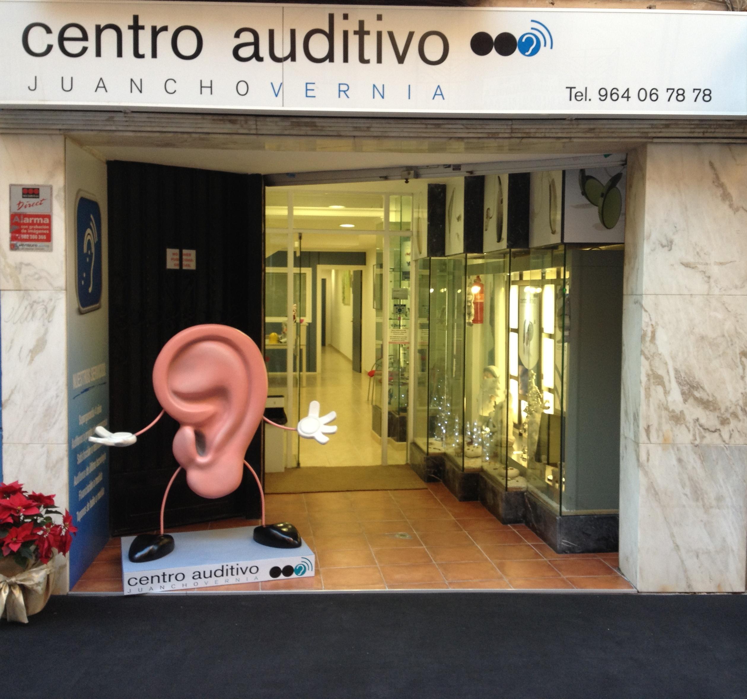 CENTRO AUDITIVO JUANCHO VERNIA