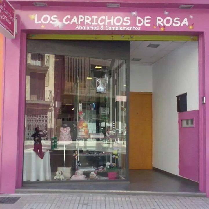 LOS CAPRICHOS DE ROSA