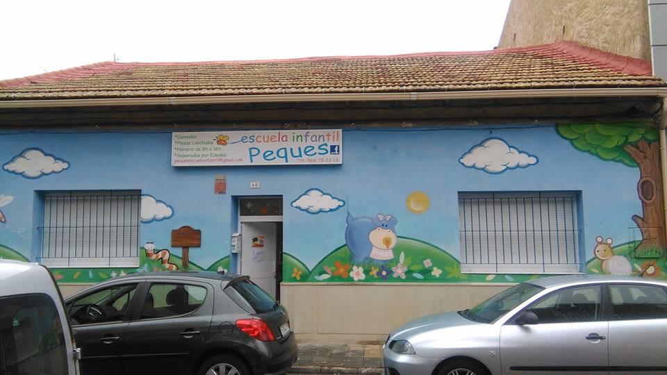Escuela Infantil (Peques)