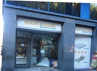 REMATE COLCHON