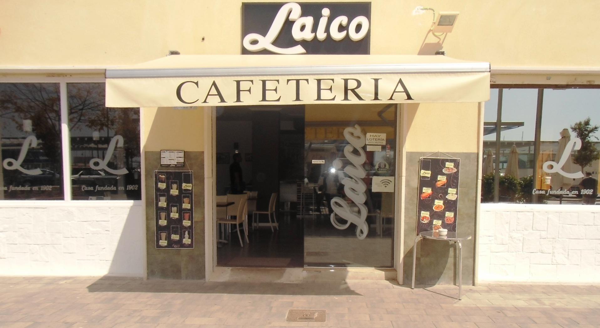 CAFETERIA LAICO