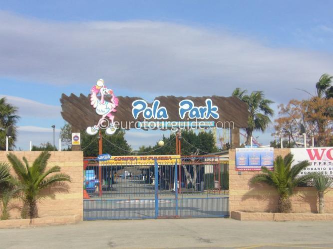 Pola park ajuntament de santa pola directorio comercial - Mercerias en alicante ...