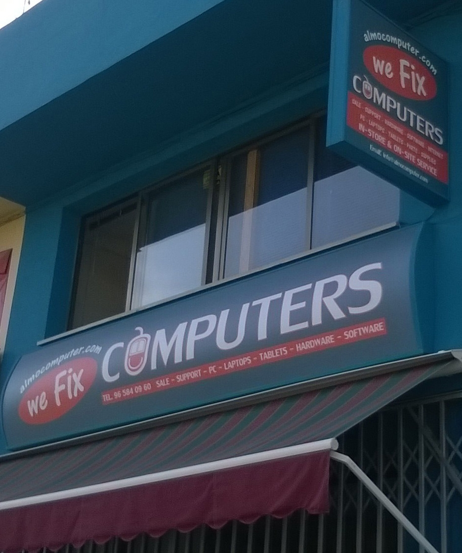 ALMO COMPUTERS