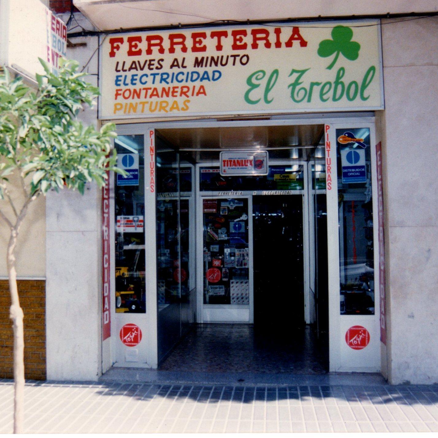 FERRETERIA EL TREBOL