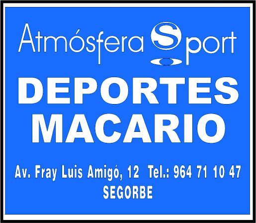 DEPORTES MACARIO-ATMOSFERASPORT
