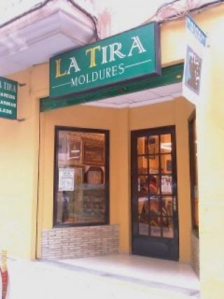 LA TIRA MOLDURES