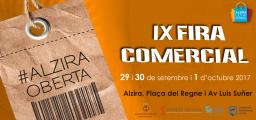 IX FIRA COMERCIAL: #ALZIRA OBERTA