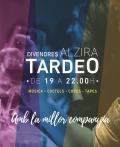 TARDEO ALZIRA: La nova oferta d'oci per a les vesprades del divendres