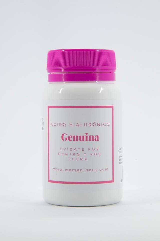 capuslas d acido hialurónico Genuina