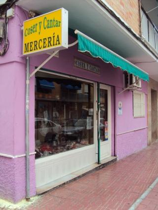 Coser y cantar ayuntamiento de torrevieja directorio - Mercerias en alicante ...