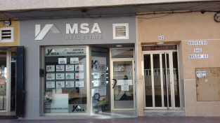 M.S.A. REAL ESTATE