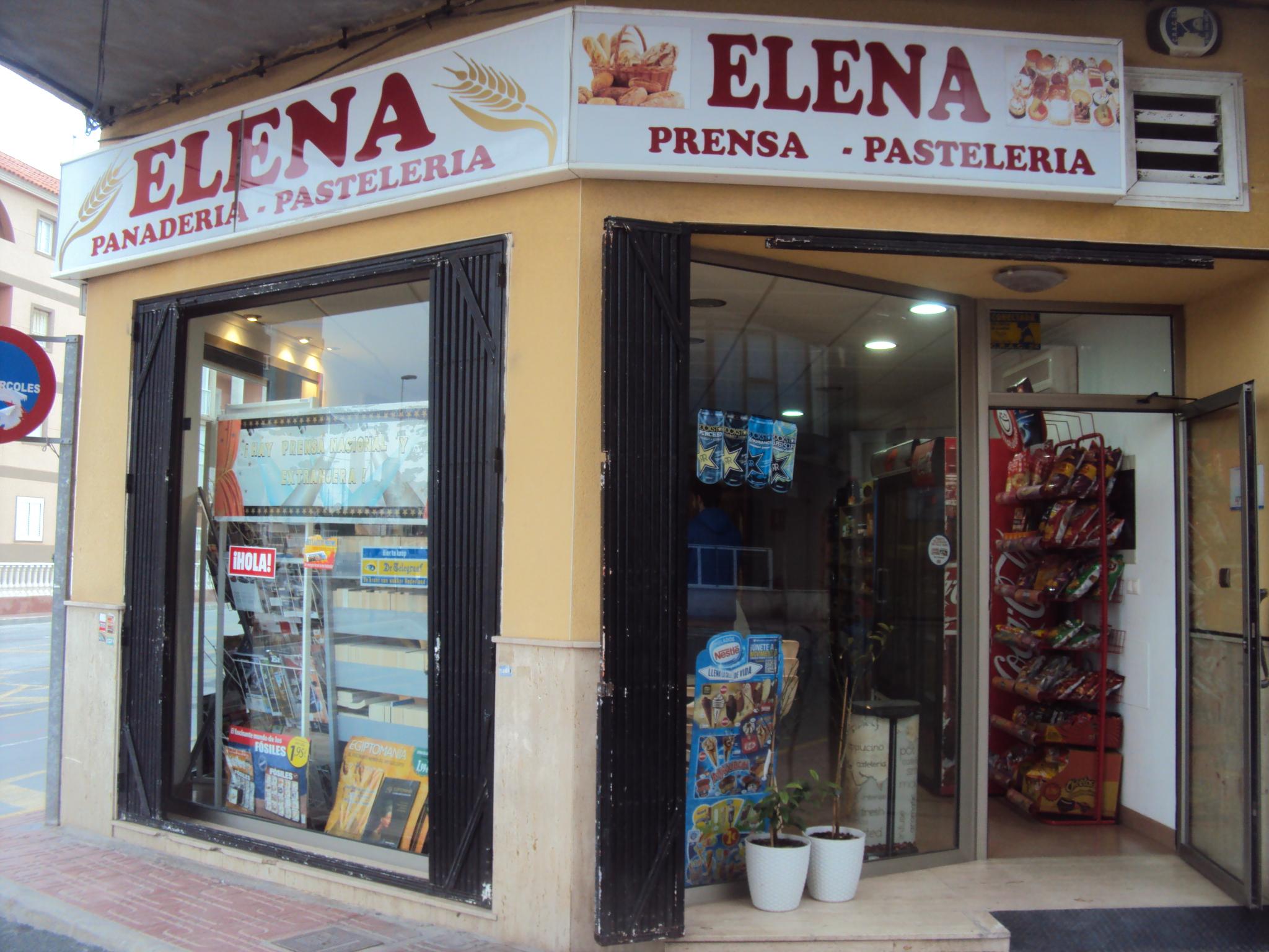 ELENA PANADERIA