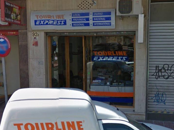 TOURLINE EXPRESS