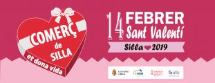 14 de febrer. Sant Valentí 2019