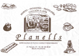 FORN PLANELLS