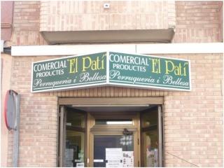 COMERCIAL EL PATÍ