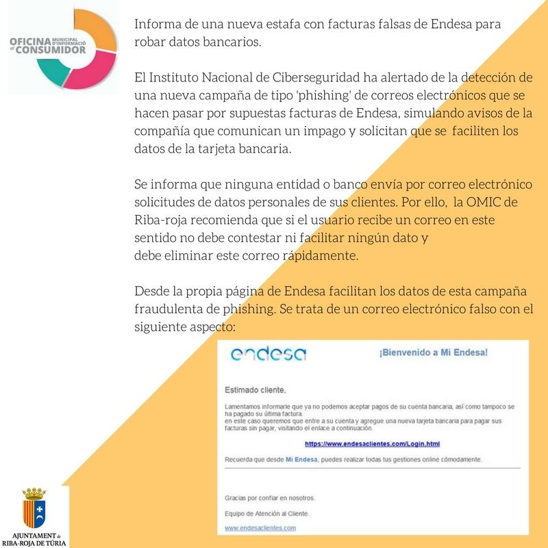 Ajuntament de riba roja de t ria directorio comercial de for Oficina consumidor valencia