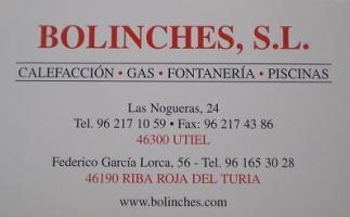 BOLINCHES S.L.