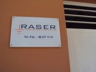 RASER INSTALACIONES ELECTRICAS