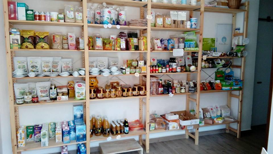 Alimentación ecológica, cosmética ecológica, complementos alimenticios, productos exclusivos.