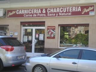 CARNICERÍA CHARCUTERÍA PEDRO