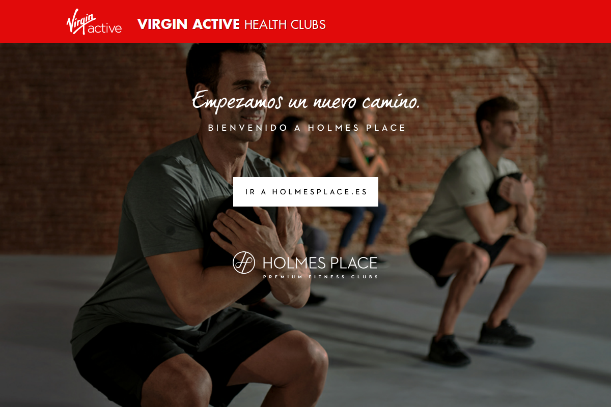 GIMNASIO VIRGIN ACTIVE