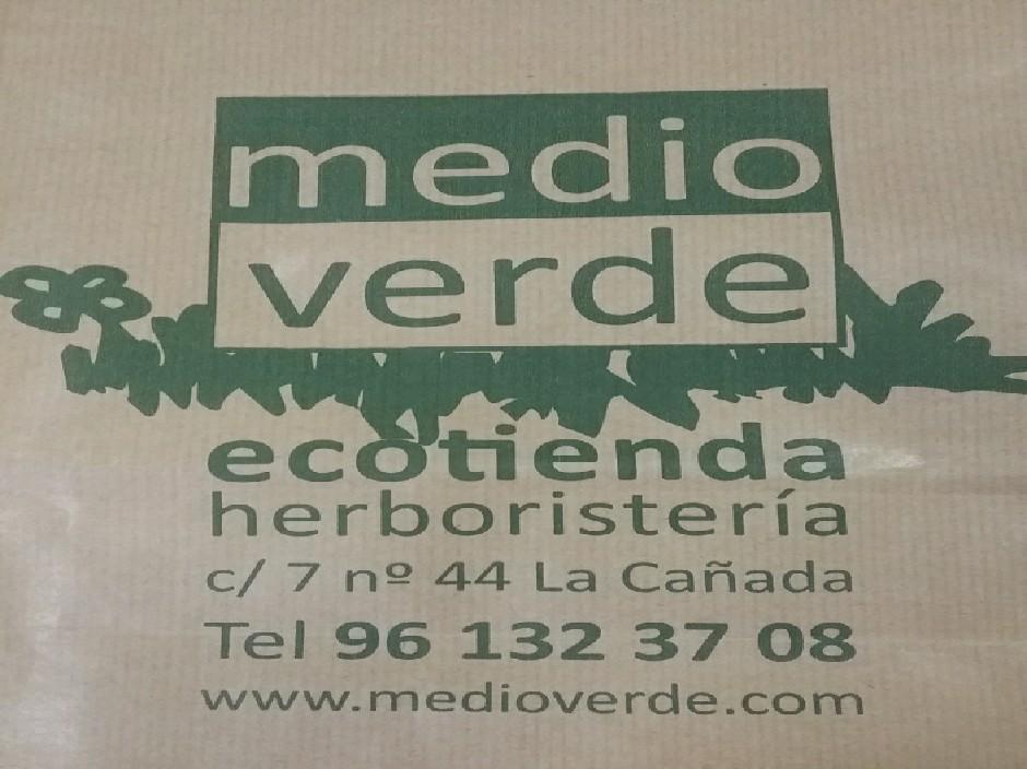 ECOTIENDA HERBORISTERIA MEDIO VERDE