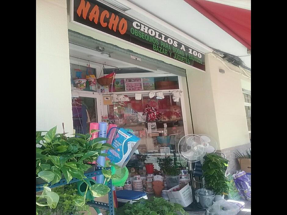NACHO CHOLLOS A 100