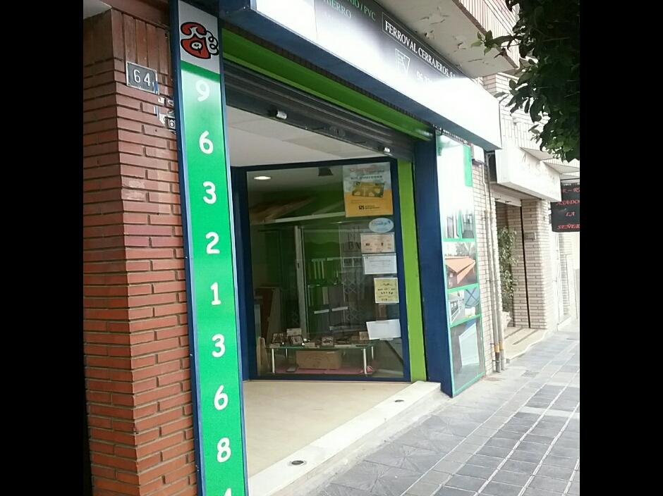 FERROVAL CERRAJEROS, S.L