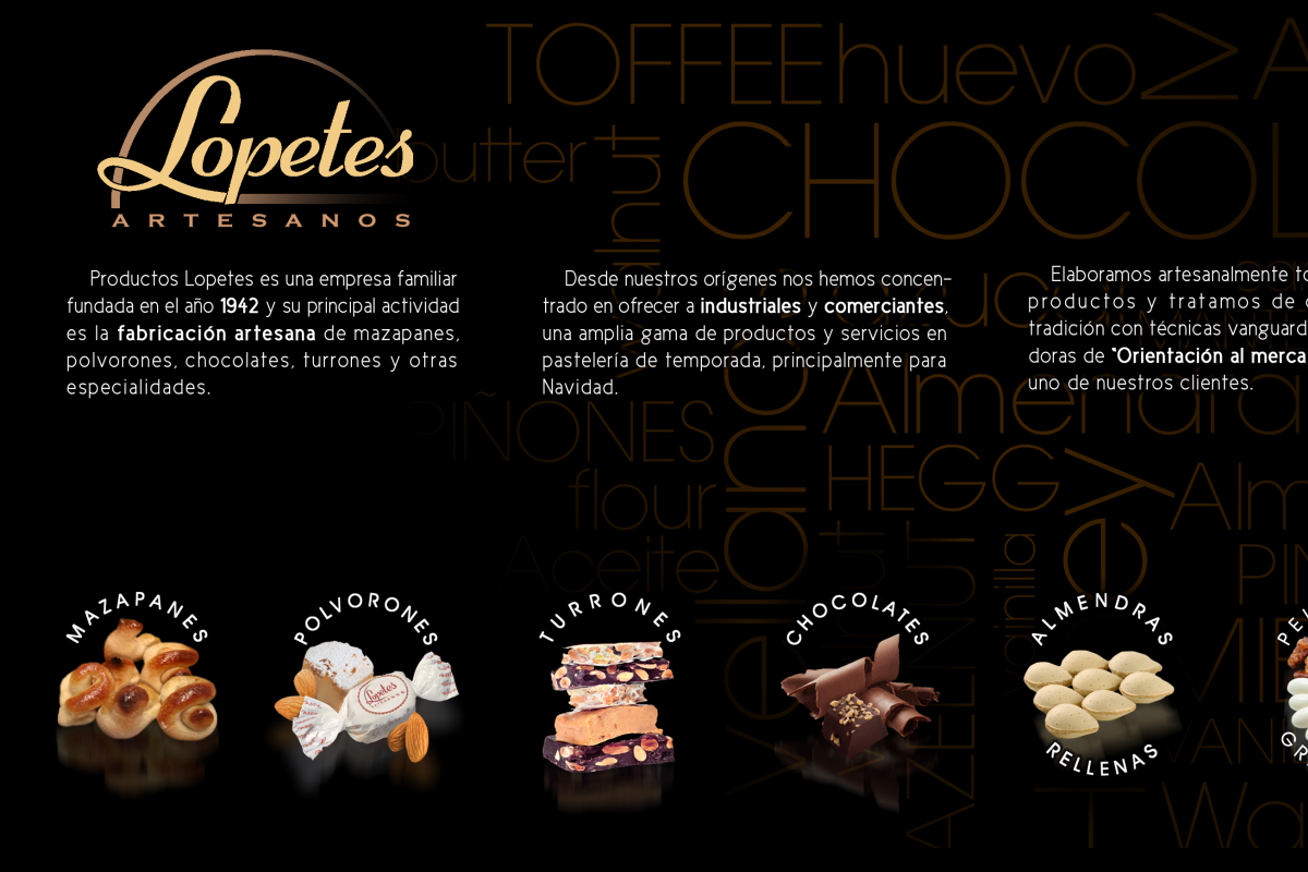 Productos Lopetes