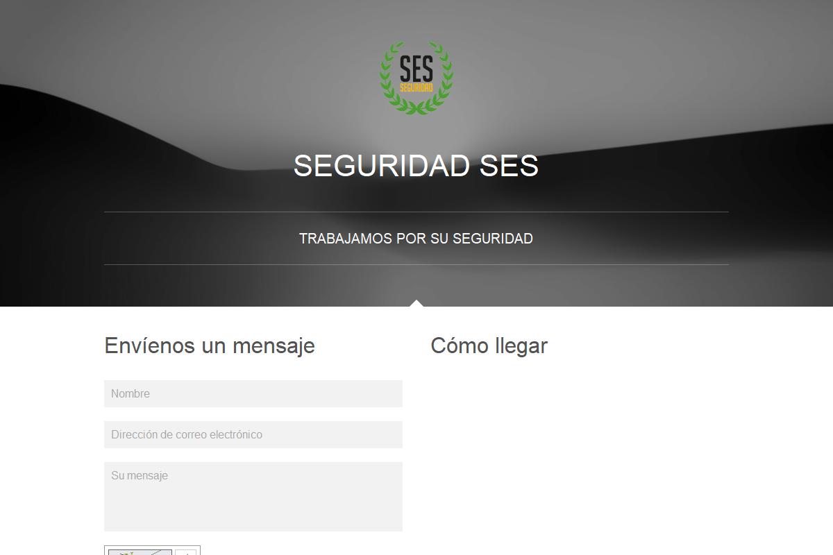 SES SEGURIDAD ESPAÑOLA Y SERVICIOS