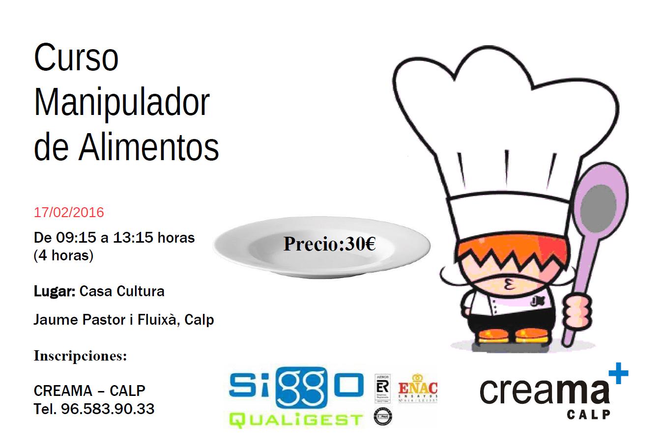 Ajuntament de calp directorio comercial de la comunitat valenciana - Www manipulador de alimentos es ...