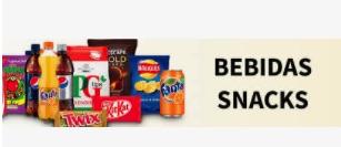 Snacks y Bebidas