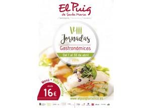 VIII Edición de las Jornadas Gastronómicas