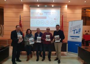 Alfafar presenta la seua nova Guia Comercial