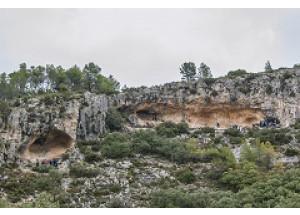 Les Pintures Rupestres de la Sarga ja són propietat del poble d'Alcoi