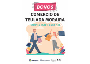 Teulada Moraira  Bonos de comercioTeulada Moraira