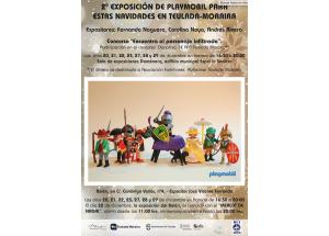 2º EXPOSICIÓ PLAYMOBIL TEULADA-MORAIRA