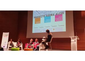 Alcoy expone el proyecto Ágora en el Encuentro Nacional de la Red Innpulso