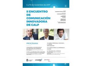 II Encuentro de Comunicación Innovadora de Calp
