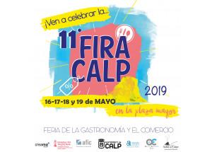 ¡Fira Calp 2019! del 16 al 19 de mayo
