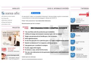 RECOPILACIÓN DE TODA LA INFORMACIÓN Y RECURSOS DE INTERÉS DEL PORTAL DEL COMERCIANTE SOBRE EL COVID19