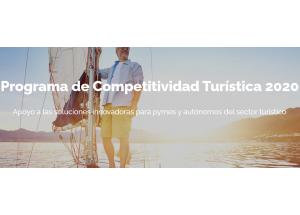 Programa de Competitividad Turística 2020