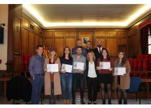 Reconocimiento Premios Escaparate Navideño 2018