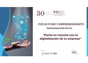 La Transformació digital i com afrontar-la en les empreses serà el tema a tractar en el nou esdeveniment Focus Pime i Emprenedoria.